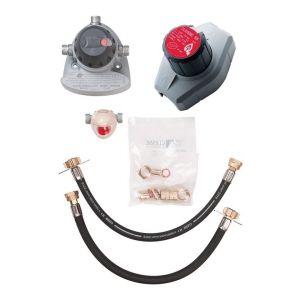 Clesse Inverseur automatique et détendeur - garantie 5 ans - Prokit Plus S propane