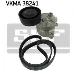 SKF Kit de courroies d'accessoires VKMA38241