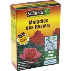 Solabiol Maladies des rosiers