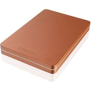 "Toshiba Canvio Alu 1 To - Disque dur externe 2.5"" USB 3.0"
