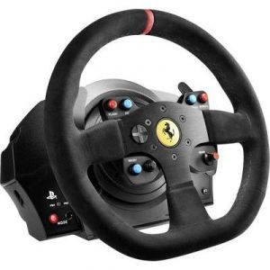 Image de ThrustMaster T300 Ferrari Integral Racing Wheel Alcantara Edition