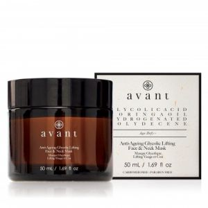 Avant skincare Masque Glycolique lifting visage & cou