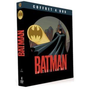 Coffret Batman : Le Chevalier Noir + Naissance d'une légende + Les secrets de Batman + Sortir de l'ombre