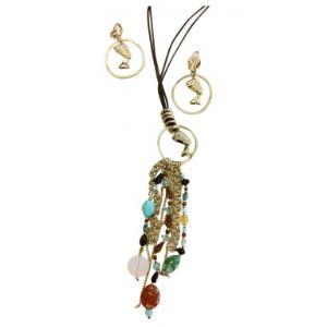 Widmann Set de bijoux pour égyptienne