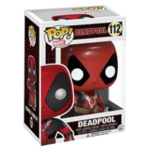 Funko Figurine Pop! Marvel : Deadpool 112