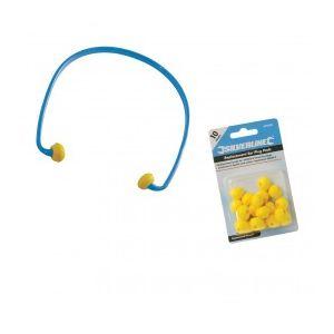 Silverline 245082 - Arceau anti-bruit SNR 21 dB - SNR 21 dB