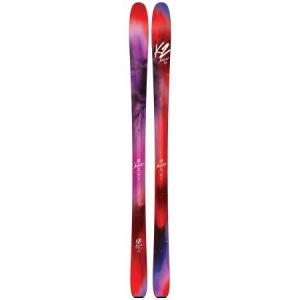 K2 Sports Alluvit 88 Rouge - Skis sans fixation