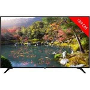 Toshiba 75U6763DG - Téléviseur LED 190 cm 4K UHD