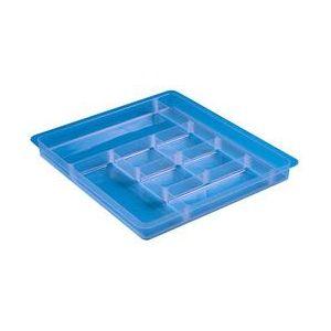 Really useful box 4CDIVOFF - Casier 8 compartiments (avec rebord), pour boîte de rangement