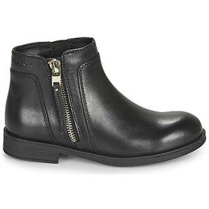 Geox Boots enfant JR AGATA Noir - Taille 28,29,30,31,32,33,34,35