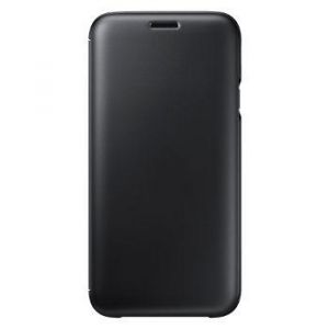 Samsung Flip Wallet (noir) - Galaxy J5 2017