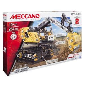 Spin Master Meccano 6027036 - Pelleteuse