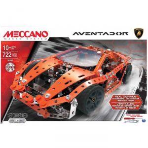 Meccano 6032898 - Lamborghini Aventador 722 pièces