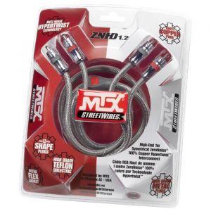 Câble Rca Mtx Streetwires 1 Mètre