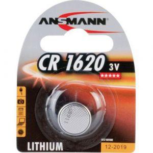 """Ansmann 5020072 - Pile bouton en lithium """"CR1620"""", 3 volt"""