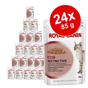 Royal Canin Bouchees chat intense beauty 85g