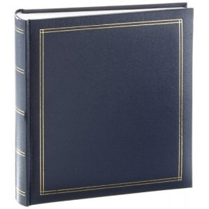 Walther Monza, Album Mémo Pour 200 Photos, Me-138-L, Bleu