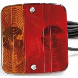 Spotlight 2 feux arrière avec câble entre feux de 2,5 m et câble d'alimentation de 7,5 m