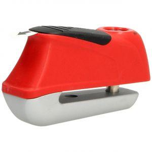 Abus Antivol Bloque-disque moto Trigger Alarme 350R - Pene de verrouillage en acier cémenté de 10 mm de diametre .Recommandé pour la sécurisation d'une moto haute gamme.Classe SRA.