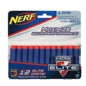 Hasbro Recharges Nerf Elite (12 fléchettes)