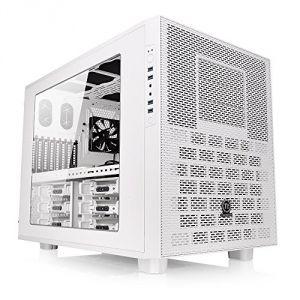 Thermaltake Core X9 - Boîtier Cube E-ATX avec fenêtre sans alimentation