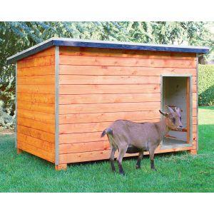 La Ferme De Beaumont La maison des chèvres