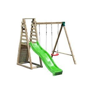 Simba Toys Climb & Glide - Portique bois 2,35 m