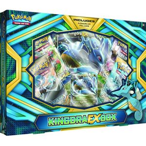 Asmodée Pokémon Kingdra EX Box