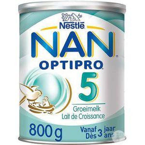 Nestlé Optipro 5 - Lait de Croissance - 800g