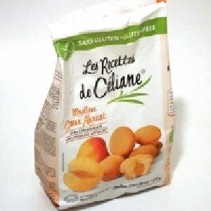 Les Recettes de Céliane Moelleux coeur abricot sans gluten (210g)
