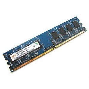 Hynix DIMM - HMP112U6FR8C - 1 Go - PC2-6400U - DDR2