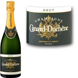 Canard Duchêne Authentic Brut - Champagne