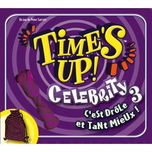 Asmodée Time's Up Celebrity 3