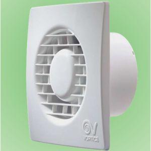 Vortice Extracteur Punto Filo | B: 77 - Ø: 100 - Temporisateur: Non - D: 98 - Watts: 15 - mm H2O: 3 - m³/h: 85 - Eco-contribution: 0.08€ - A: 159