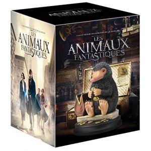 Les Animaux Fantastiques [Edition limitée figurine Niffleur + Steelbook Blu-Ray 3D +2D + DVD + Copie Digitale] [Coffret Figurine du Niffleur et SteelBook Blu-Ray 3D + Blu-Ray + DVD + Digital HD] [Blu-Ray 3D]