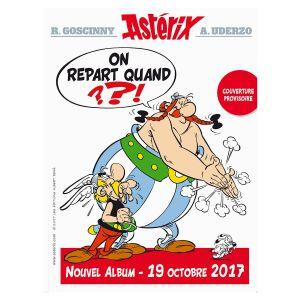 Hachette Album Astérix et la transitalique