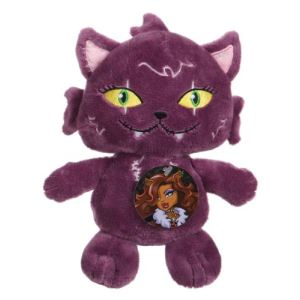 Gipsy Peluche Monster High : Chat Croissant 18 cm