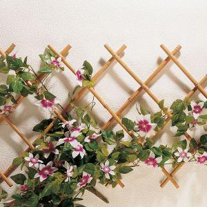 Intermas Gardening 170241 - Treillis Treillibamboo en bambou naturel 1 x 2 m