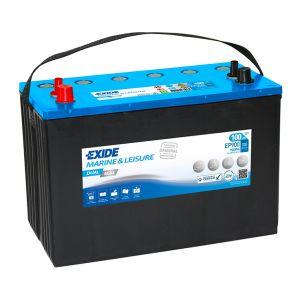 Exide Batterie Dual AGM EP900 12V 100ah 720A