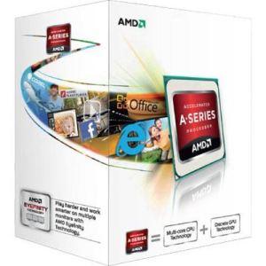 Image de AMD A4-5300 (3,4GHz) - Socket FM2