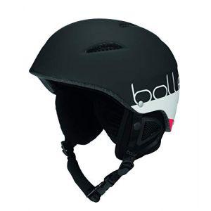 Bollé Casque De Ski/snow B-style Matte Black White 58-61cm