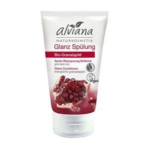 Alviana Après-shampooing brillance à la grenade bio