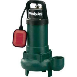 Metabo SP 24-46 SG - Pompe submersible pour eau usée 900W