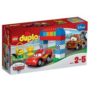 Duplo 10600 - La course classique Cars