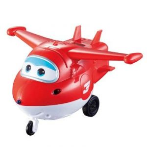 Auldey Fly With Me Super Wings : Scan Talk Jett