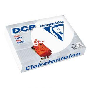 Clairefontaine 1833 - Ramette de 500 feuilles DCP A4 coloris blanc 90g