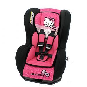 mycarsit Siège auto Hello Kitty groupe 0+/1