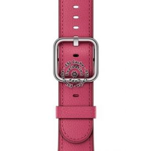 Apple 42mm Classic Buckle - bracelet de montre fuschia