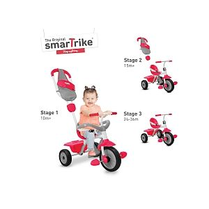 SmarTrike Tricycle évolutif Play GL