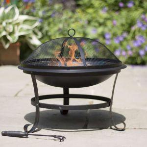 Redfire Albion - Bol à feu en acier ø51 cm
